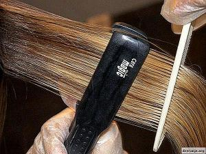 صافی کردن مو
