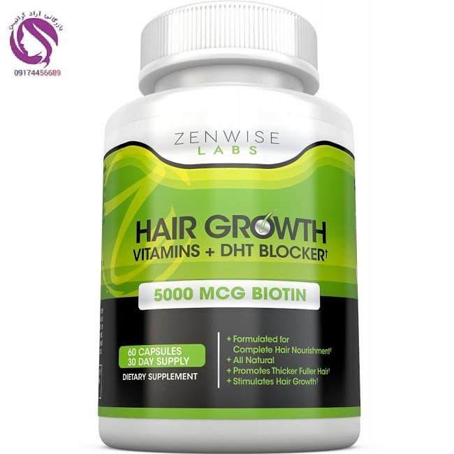 مزایای ویتامینه کردن مو